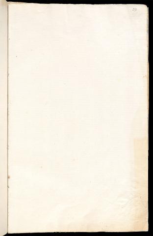 Friedrich Hölderlin, Homburger Folioheft, Seite 33, Handschrift