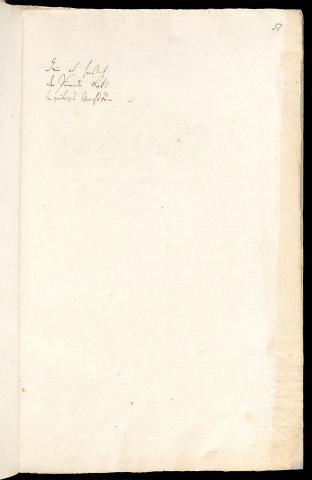 Friedrich Hölderlin, Homburger Folioheft, Seite 51, Denn es hasset Der sinnende Gott…, Handschrift
