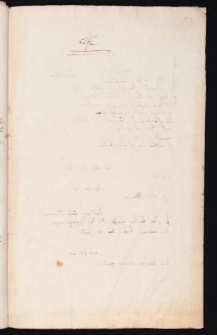 Friedrich Hölderlin, Homburger Folioheft, Seite 83, Luther, Handschrift
