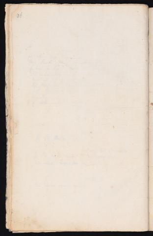 Friedrich Hölderlin, Homburger Folioheft, Seite 86, Handschrift